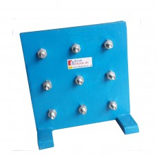 Horizontal Nut & Bolt Board