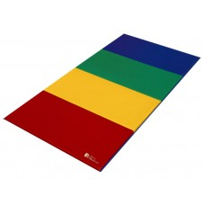 Rainbow Foldable Therapy Mat