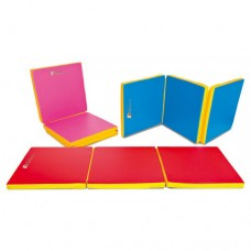 Tri  Foldable Therapy Mat